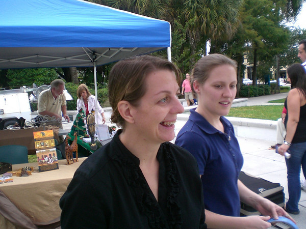 Lit Up Lauderdale FL 2010